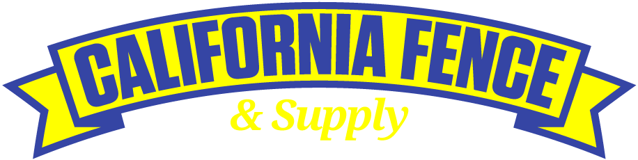 California Fence & Supply logo